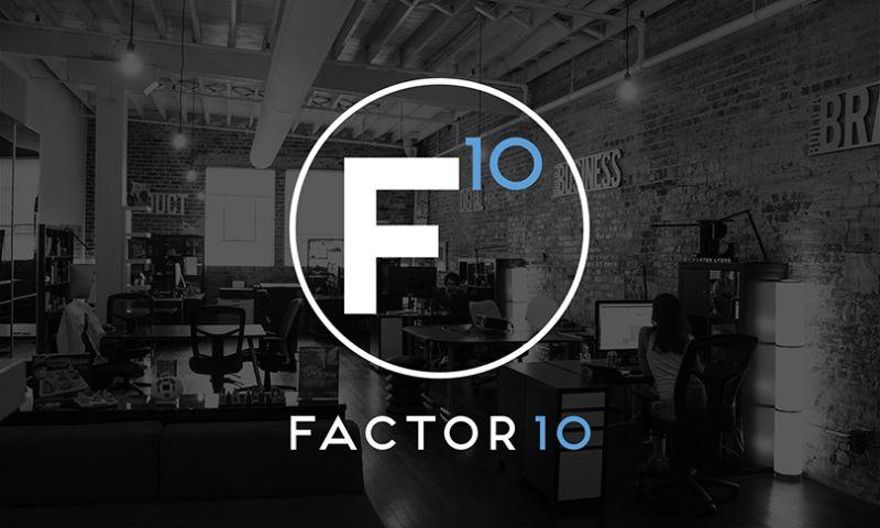 FACTOR 10 - View Portfolio Online
