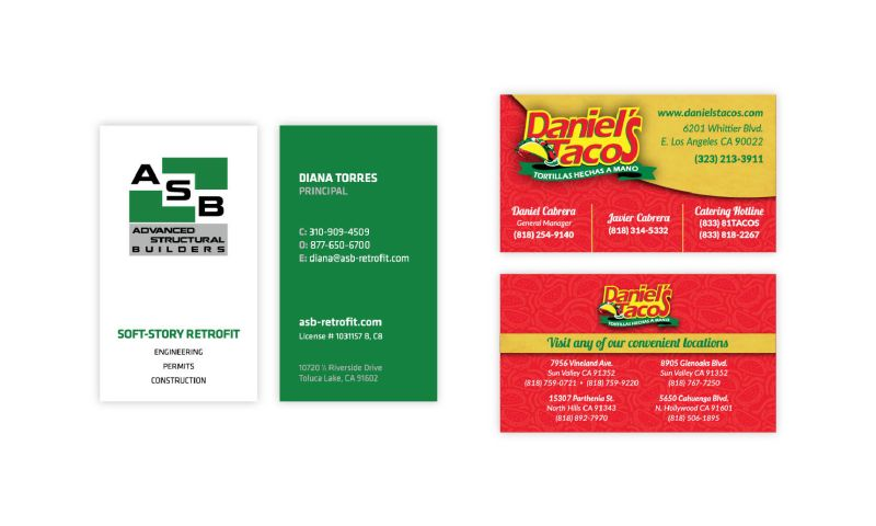 J-N-K SERVICES, Inc. - Business Cards