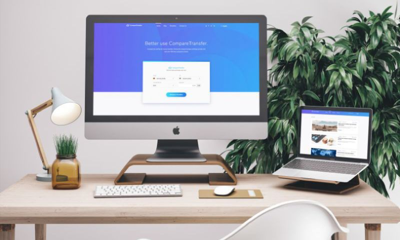 UPQODE - Comparetransfer WordPress Website (Design and Development)
