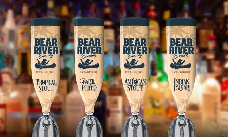 Visual Lure - Bear River Brewing