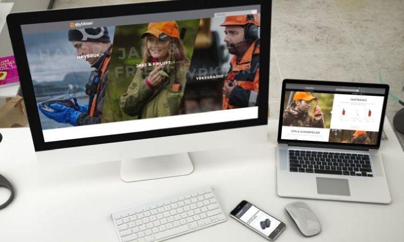 UPQODE - EBUTIKKEN WordPress/WooCommerce Website (Design and Development)