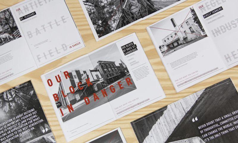 Ashton Design - Preservation Maryland – Endangered Maryland Campaign