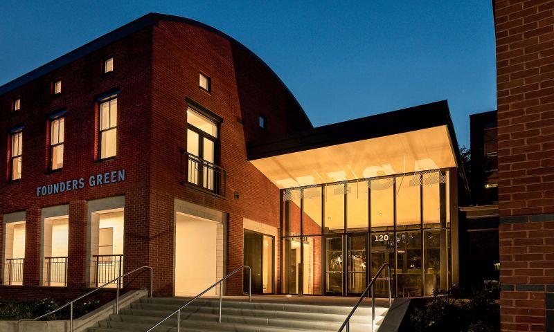 Ashton Design - Maryland Institute College of Art – Founders Green