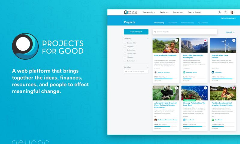 Neuron - Projects for Good