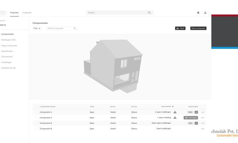 iFour Technolab Pvt Ltd - Building Management System