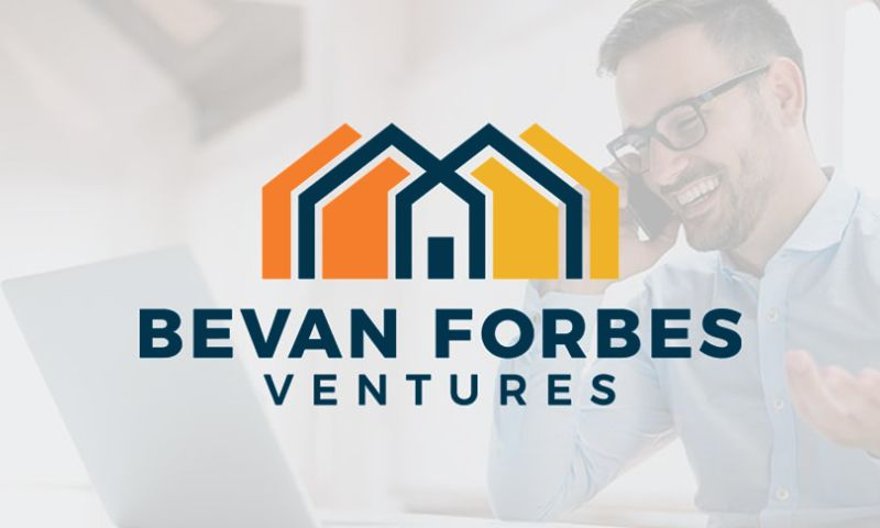Twingenuity Graphics - Bevan Forbes Ventures Branding