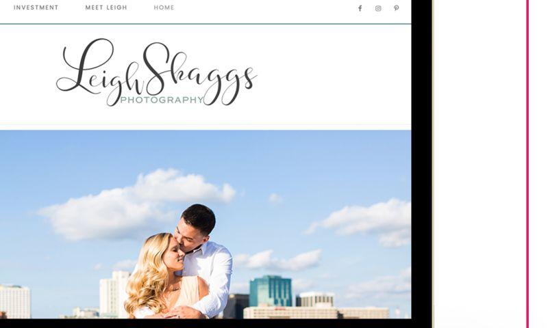 Christine Capone Creative LLC - Leigh Skaggs Photography