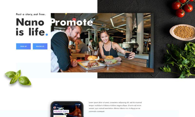 F5 Studio - Nano Promote