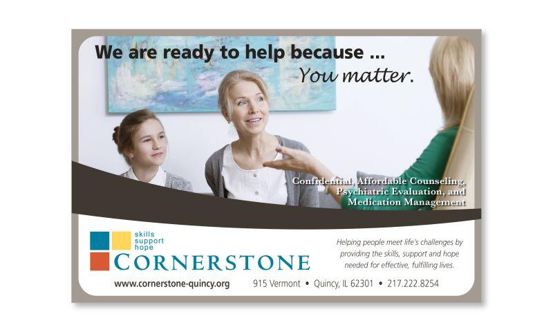 Media Development - Cornerstone