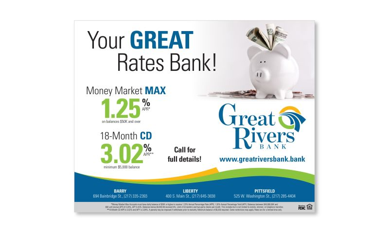 Media Development - Great Rivers Bank