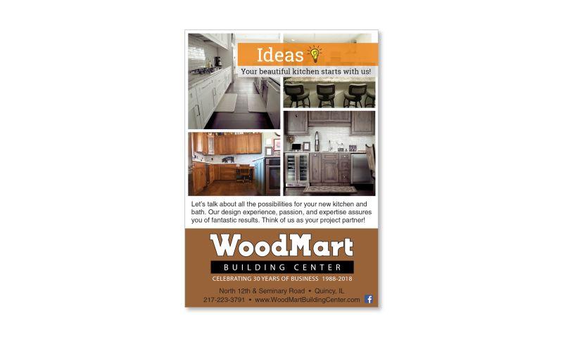 Media Development - WoodMart Building Center