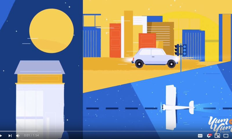 Yum Yum Videos - Braidy Industries - Motion Graphics Explainer Video