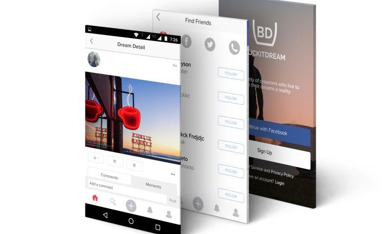 Ionixx Technologies - BuckItDream: Dream Bold. Dream Big