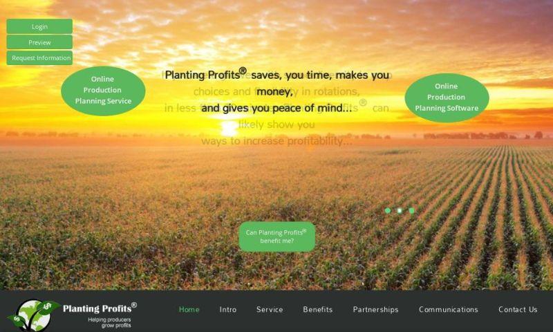 Decipher Zone Softwares - Planting Profit