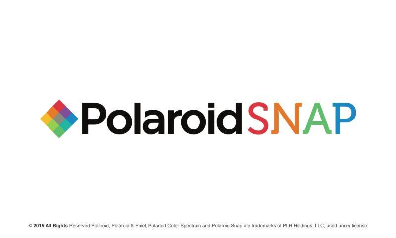 Luminoustudios, Inc. - Polaroid Snap Camera