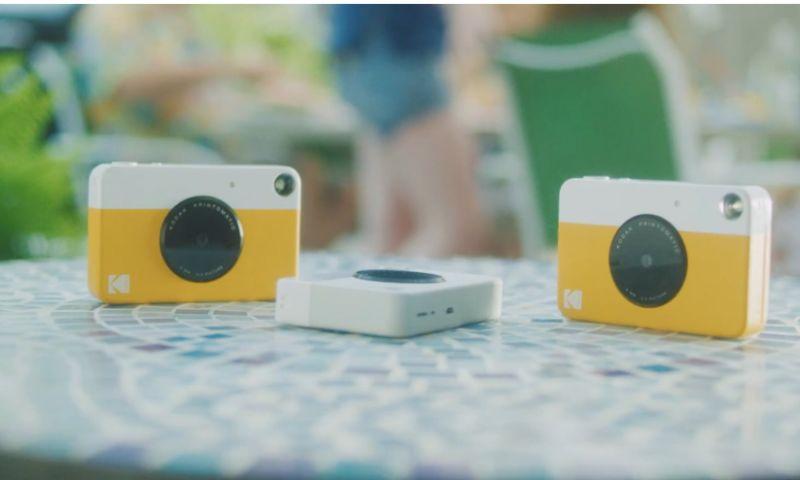 Luminoustudios, Inc. - Kodak Instapix
