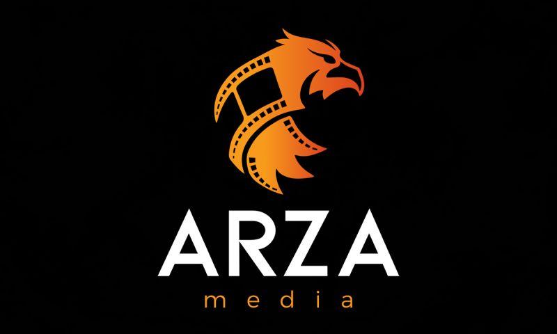 Twingenuity Graphics - ARZA Media Logo + Branding