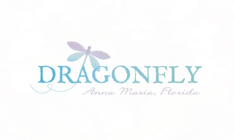 Twingenuity Graphics - Dragonfly Logo Design