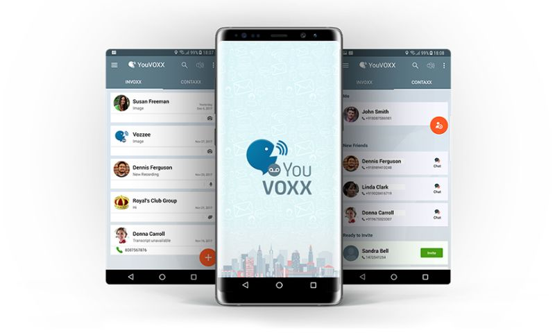 Biz4Solutions LLC - YouVOXX - Robocall Blocker with Voicemail to Text & Visual Voicemail