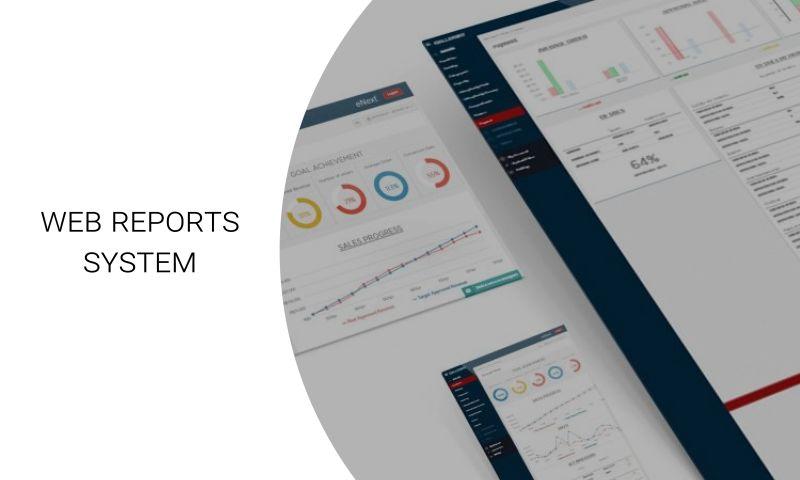 KitRUM - WEB REPORTS SYSTEM