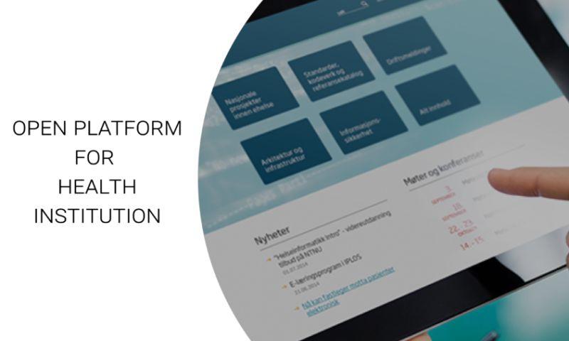 KitRUM - Open-platform for Health company