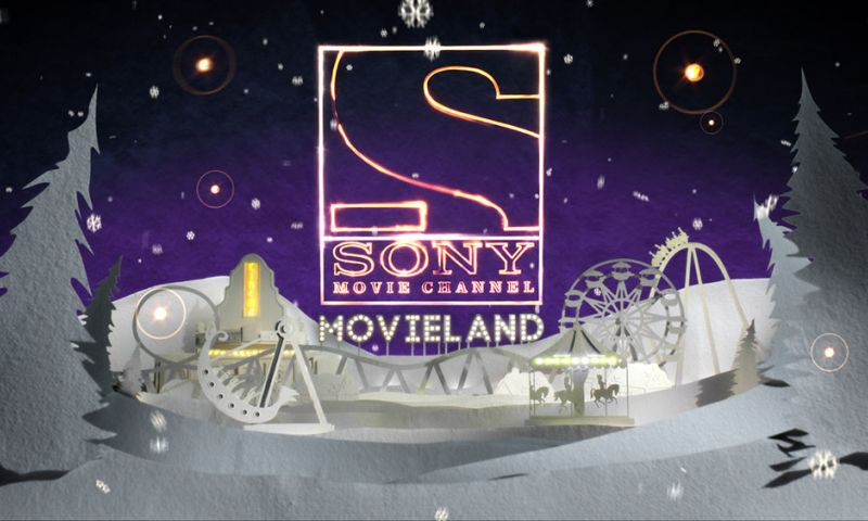 Second Home Studios - Sony Movie Channel Idents