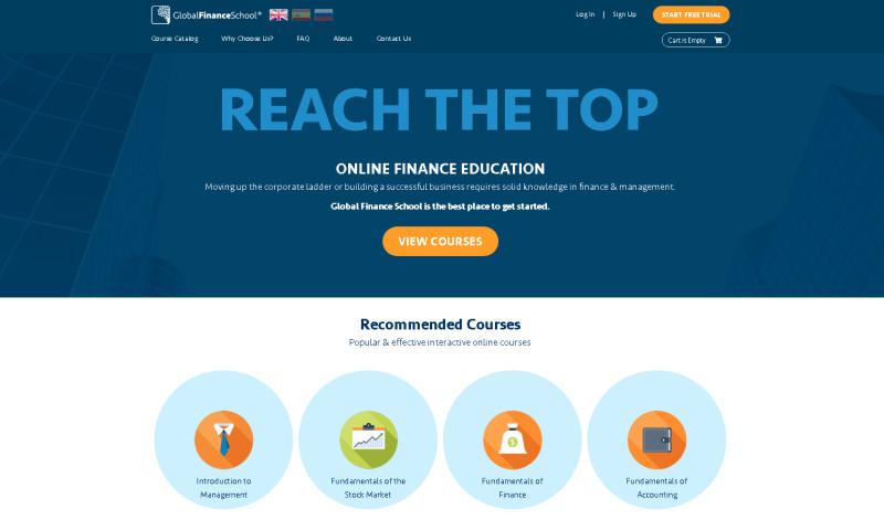InternetDevels - Global Finance School