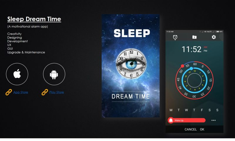 Twitchtime - Sleep Dream Time