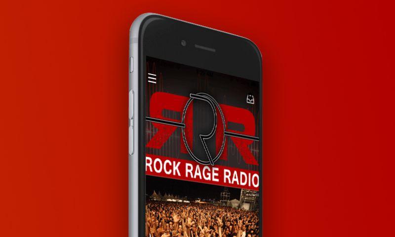 Grand Apps - Rock Rage Radio