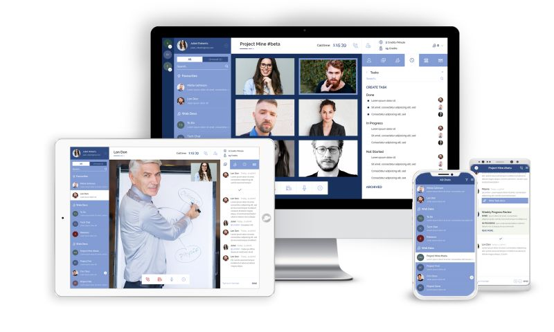 SEVEN - Video and Audio Chat Monetization Software