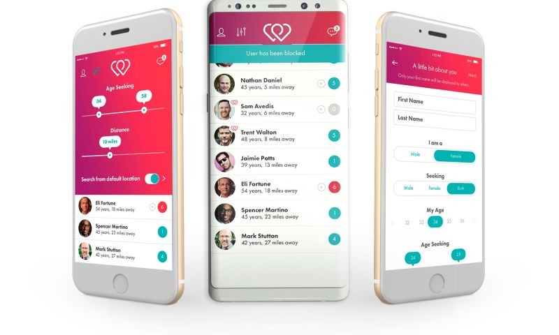 SEVEN - Mature Dating Mobile Application