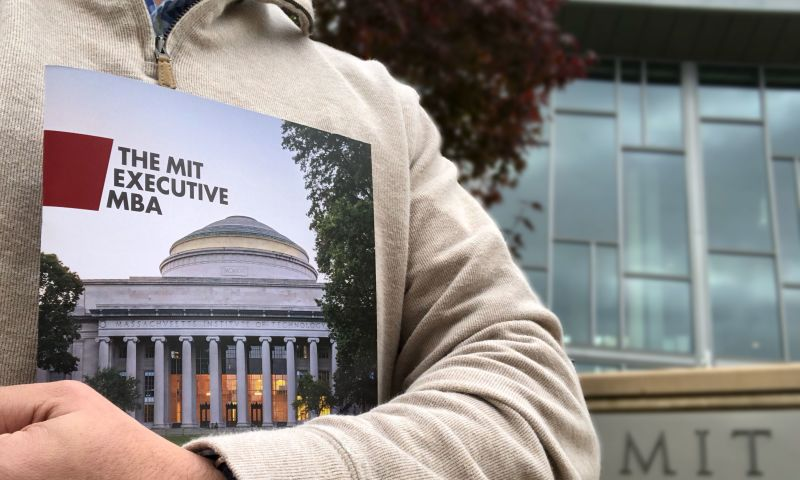 Spin350 Creative - MIT Executive MBA