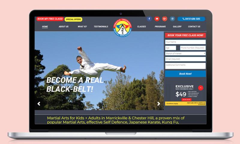 Akuna Technologies - Pinnacle Martial Arts Academy