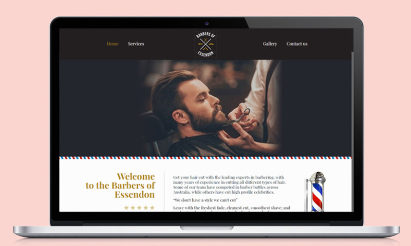 Akuna Technologies - Barbers of Essendon