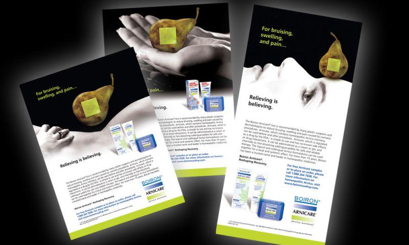 AXIS visual - Boiron Advertisement