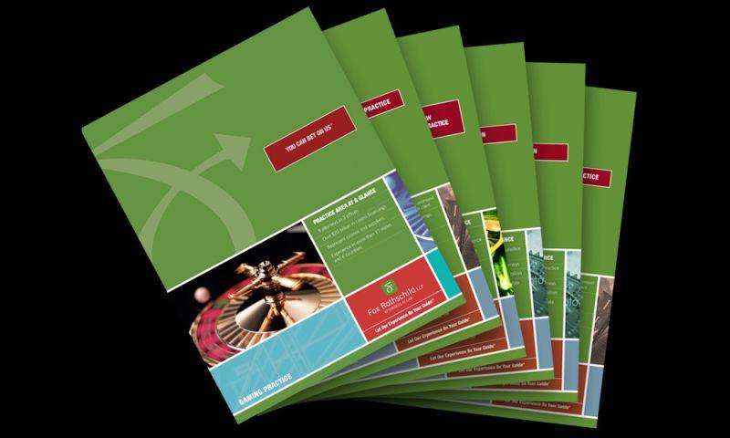 AXIS visual - Legal brochures