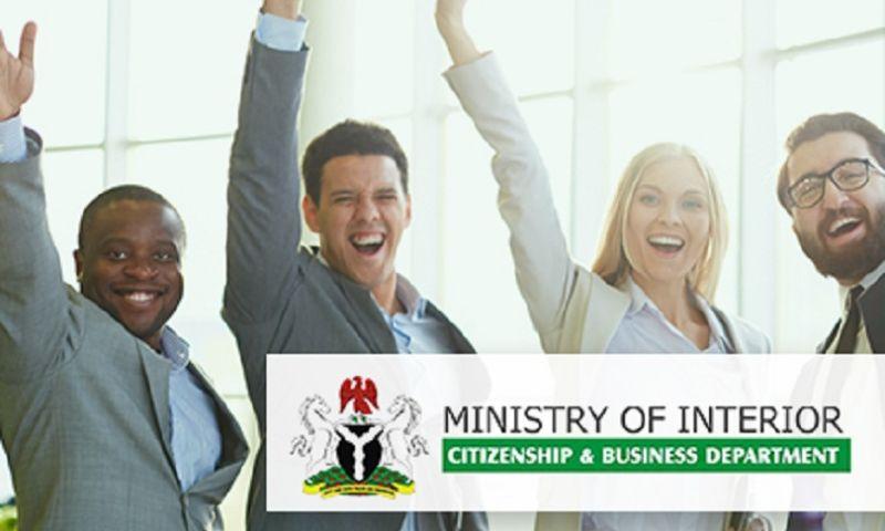 Evince Development - ECITIBIZ – MINISTRY OF INTERIOR CITIZENSHIP & BUSINESS DEPARTMENT