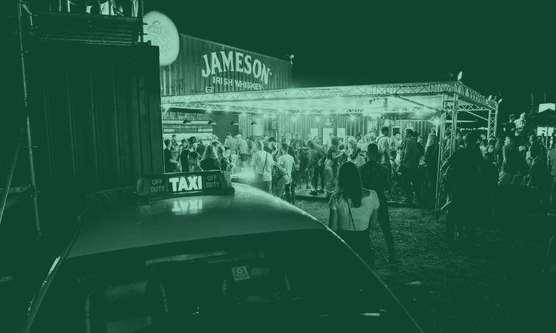 Kontra Agency - Jameson - Events