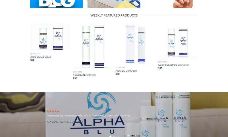 WillShall - Blue Horizon Skin Care