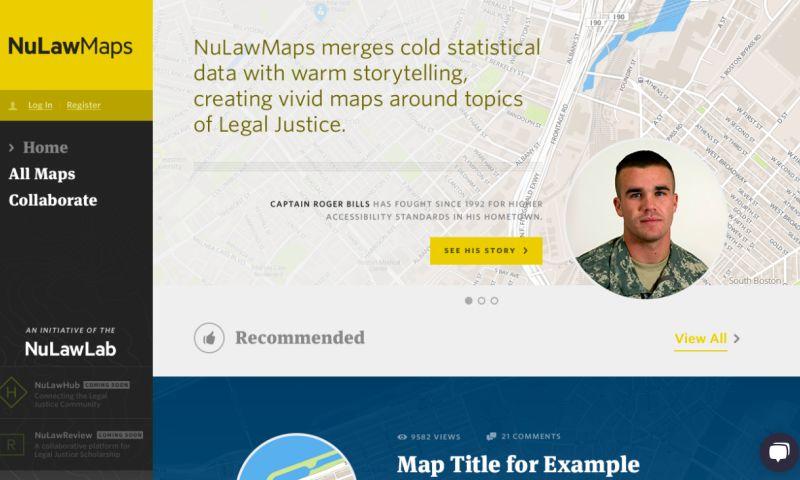 Cantilever - Northeastern University: NewLawLab Web Initiative