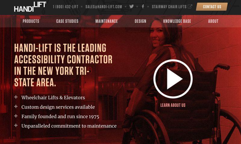 Cantilever - Handi-Lift Website
