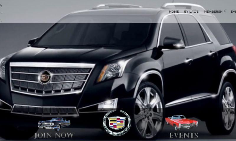VEN Interactive Media - Cadillac Club Of Long Island