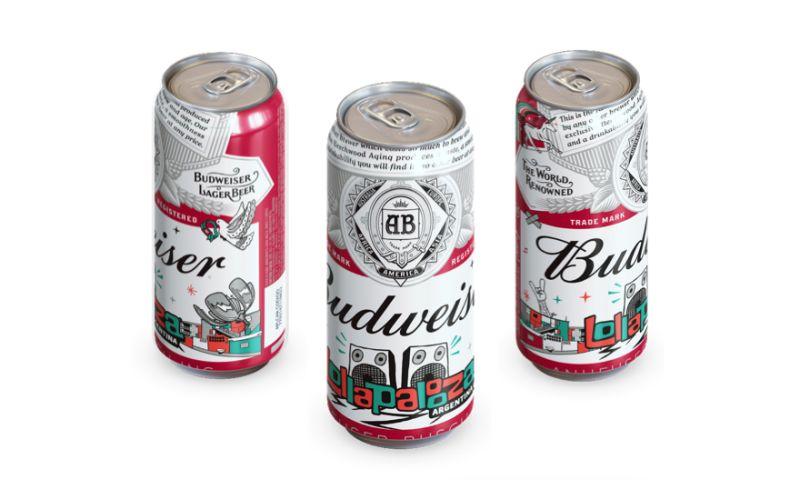 Estudio Joplin - Budweiser Lolla - Estudio Joplin