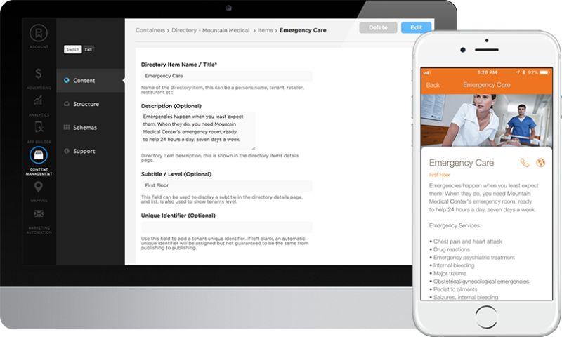 Phunware - Multiscreen-as-a-Service App Framework