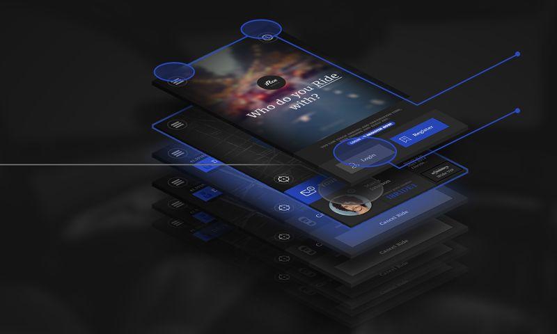 eDesign Interactive - iRide App