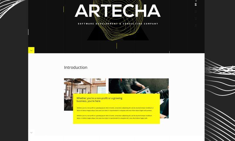 Grad Agency - Artecha