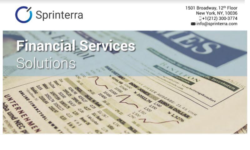 Sprinterra - Compliance Reporting for financial companies