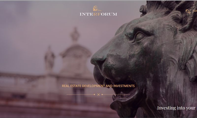 Sprinterra - Interforum holdings website and management system