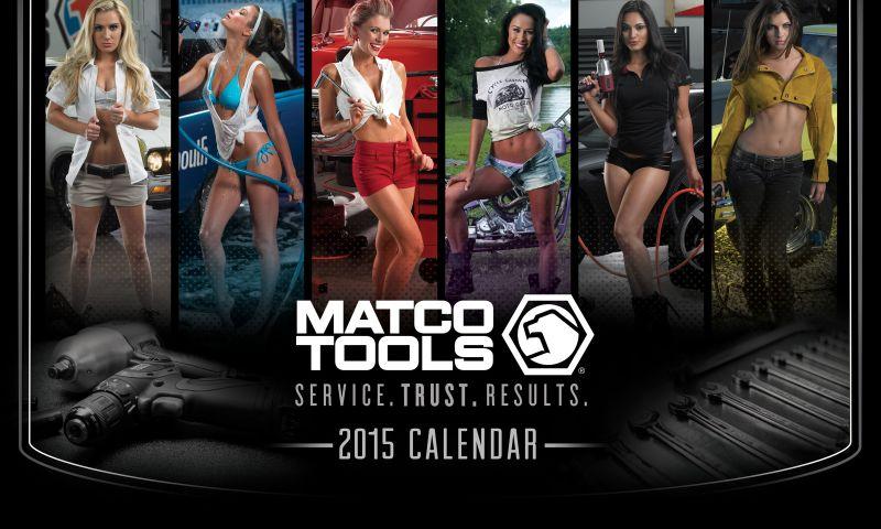 427 Design - Matco Tools calendar