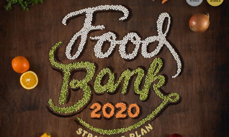 427 Design - Regional Foodbank 20/20 Strategic Plan booklet